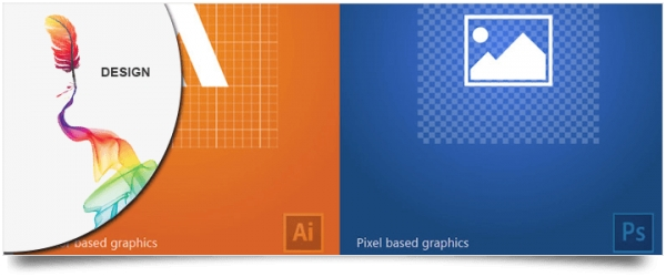 Перенос слоев из Adobe Illustrator в Adobe Photoshop